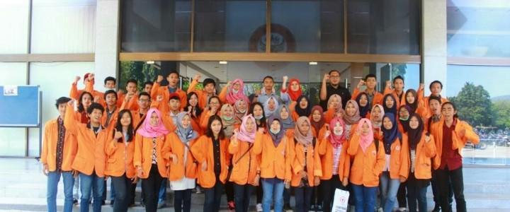 Kunjungan Industri Mahasiswa Teknik Kimia UNJA Angkatan 2014 ke PT. Semen Padang
